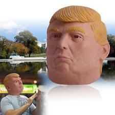 Donald Trump Halloween Costume Donald Trump Mask Presidential Billionaire Halloween Costume Latex