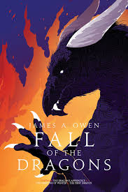 fall of the dragons book by james a owen official publisher