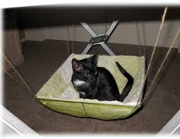 Trixie Cat Hammock by Cat Hammock How To Make A Kitty Hammock Cilif Com