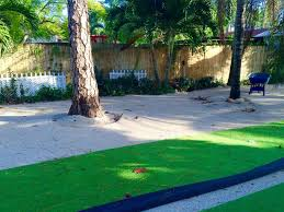 synthetic grass cost brea california backyard playground