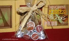thanksgiving table favors thanksgiving hershey u0027s kisses free printable crystalandcomp com