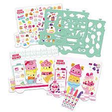 canal toys num noms sketch u0027n sniff sketch set