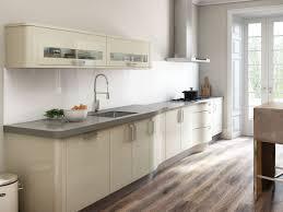 White Glazed Kitchen Cabinets Granite Countertop Kitchen Backsplash Ideas White Cabinets