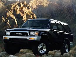 toyota v6 toyota 4runner specs 1990 1991 1992 1993 1994 1995