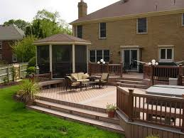 Backyard Deck Pictures by 78 Best Gazebo Tub Ideas Images On Pinterest Backyard