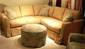 How To Make Slipcover For Sectional Sofa Beautiful Sectional Slipcover For Image Of Sectional