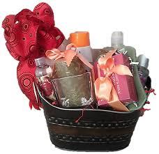 Spa Gift Basket Ideas Secretary Day Gift Basket
