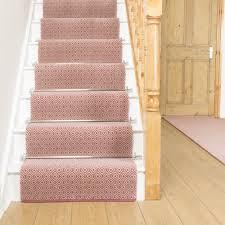 Laminate Flooring Grimsby Tess Pink 7005 Stair Runner