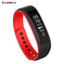 bracelet heart rate monitor images Lemfo w810 bluetooth 4 0 smart bracelet heart rate monitor alarm jpg