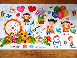 nursery childrens wall decals ideas image of childrens wall decals self stick