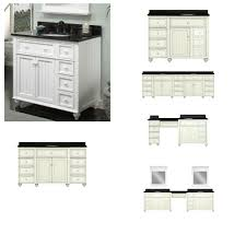 Sagehill Bathroom Vanities by Homethangs Com Introduces White Bathroom Vanities For Any Style