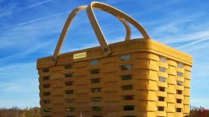 longaberger building at long last someone bought longaberger s basket shaped office