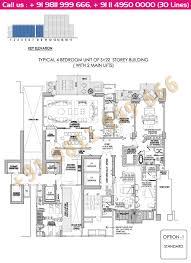 floor plan dlf camellias