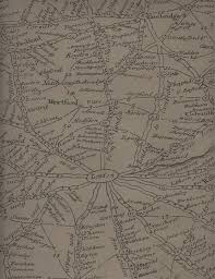 Vintage Map Wallpaper by Vintage Masculine London Map Wallpaper Coffee 2 Rolls Kathy