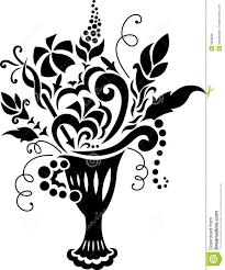 swirl design ornament elements stock photo image 9608200