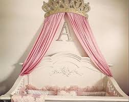 Bed Canopy Crown Bed Crown Etsy
