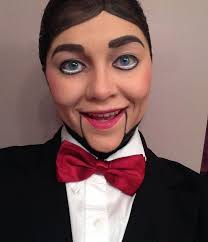 Creepy Doll Costume Easy Dead Creepy Doll Makeup Tutorial Mugeek Vidalondon