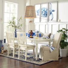 White Extending Dining Tables with Farmhouse Dining Tables Birch Lane