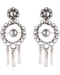 dannijo earrings shop women s dannijo earrings from 68 lyst