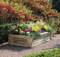 diy flower bed interiors design