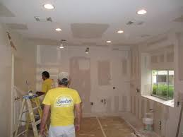 placement of recessed lights in kitchen us with stunning can light