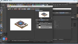 rendering sketch and toon effects with multipass options