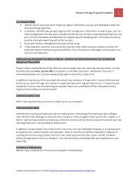 research plan example 4 exploratory research plan template