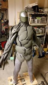 groot costume fantastic groot costume by calen hoffman propcustomz