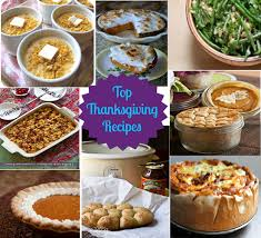 top thanksgiving dishes chosen by you goes bam