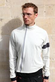 white waterproof cycling jacket review rapha rain jacket road cc