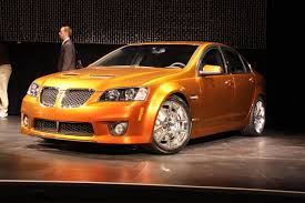 2008 pontiac g8 gxp live reveal photo gallery autoblog