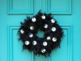 halloween wreath 10 diy halloween wreaths diy network blog made remade diy