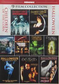 amazon com 9 film children of the corn halloween collection 9