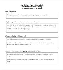 sample action plan 6 documents in pdf