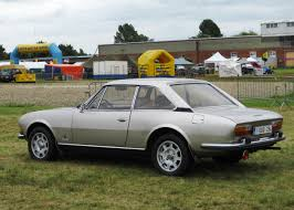peugeot second file peugeot 504 coupé second series rear three quarters jpg