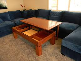 2017 popular coffee tables extendable top