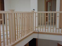 Banister Styles Bertram Blondina Handrail And Stair Craftsman Style Stairs