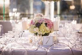 Wedding Reception Table Vibrant Indian Wedding Ceremony Modern Rooftop Reception