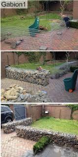 Garden Baskets Wall by 112 Best Grillage Images On Pinterest Gabion Wall Gabion