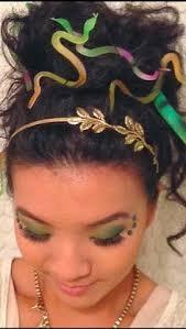 Halloween Costumes Medusa Medusa Halloween Costume Face Paint Mai Creations
