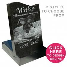 headstones for dogs forever shining perth headstones memorials plaques