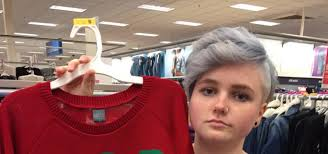 are furious at target for selling this sweater