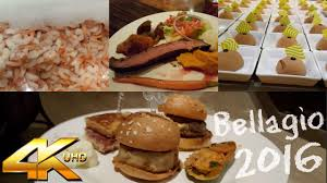 Buffet At The Bellagio by 4k Bellagio Las Vegas Buffet Tour 2016 Rollover Youtube