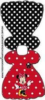 minnie red white polka dots free party printables emma u0027s