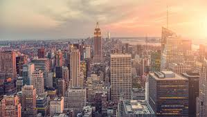 Overview Map Of New York City by Hotels In Manhattan Kimpton Muse Hotel In Midtown Manhattan