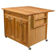 Contemporary Kitchen Carts And Islands 28 Kitchen Island Cart With Drop Leaf Catskill Craftsmen