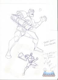 he man sketch art by donn greer myp cartoon series he man world