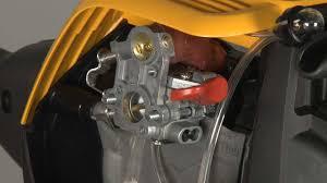 poulan pro pole pruner replace carburetor 545189502 youtube