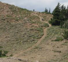 can you ride a motocross bike on the road tour of idaho