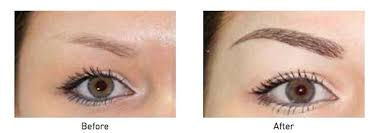 eyeliner tattoo cost what it s really like to get permanent eyebrow tattoos see before
